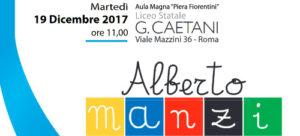 ALBERTO MANZI IL MAESTRO DELL'ITALIA NEL MONDO