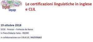 In Fiera Didacta Italia 2018, scoprire, stupirsi, educare