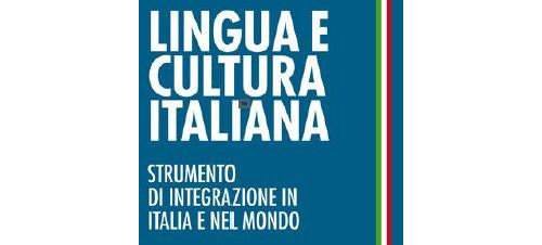 "SAVE THE DATE ""LINGUA E CULTURA ITALIANA NEL MONDO"""