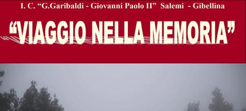 """You are currently viewing Seminario di formazione: """"VIAGGIO NELLA MEMORIA"""""""