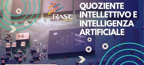 Quoziente intellettivo e intelligenza artificiale.