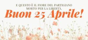 Buon 25 Aprile!