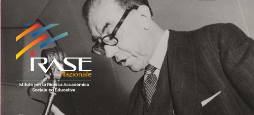 Read more about the article 2 Giugno 2021 – Piero Calamandrei e la magia pedagogica della nostra Costituzione