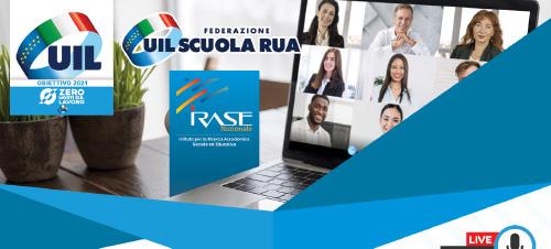 Read more about the article Orienta Ottobre – Webinar UIL e UIL scuola con IRASE Nazionale